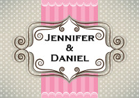 Jennifer and Daniel's Photo Booth