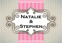 Natalie and Stephen's Photo Booth