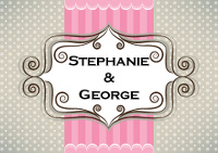 Stephanie and George's Photo Booth