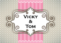 Vicky and Tom's Photo Booth